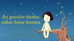 Arkadaşa İyi Geceler Mesajları