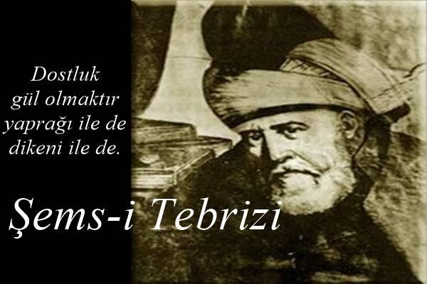 Şems-i Tebrizi Sözleri