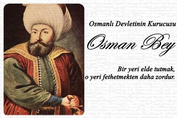 Osman Gazi Sözleri