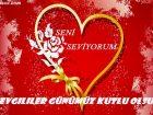 Sevgililer Günü Resimli Mesajları