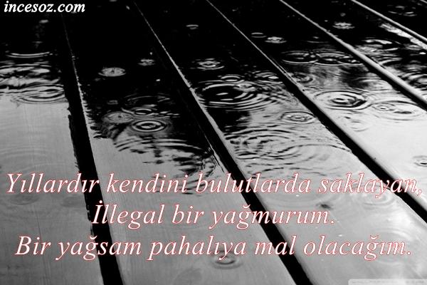 Yağmur Ile Ilgili Sözler Güzel Sözler Ince Sözler Anlamlı Sözler