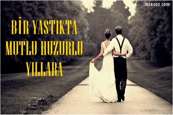 Tebrikler düğün günü (10 yıl) ayette ve nesir