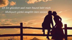 Almanca Aşk Mesajları