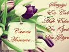 Anneler Günü Resimli Mesajları