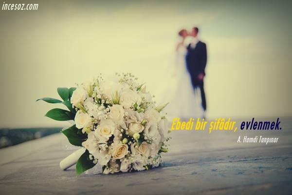 Evlilik ile İlgili Sözler