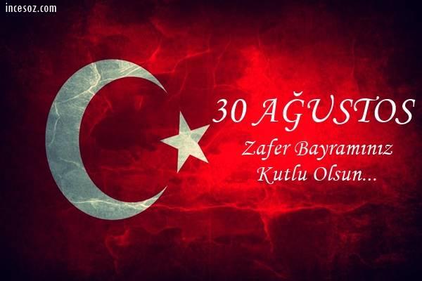 30 Ağustos Zafer Bayramı Mesajları