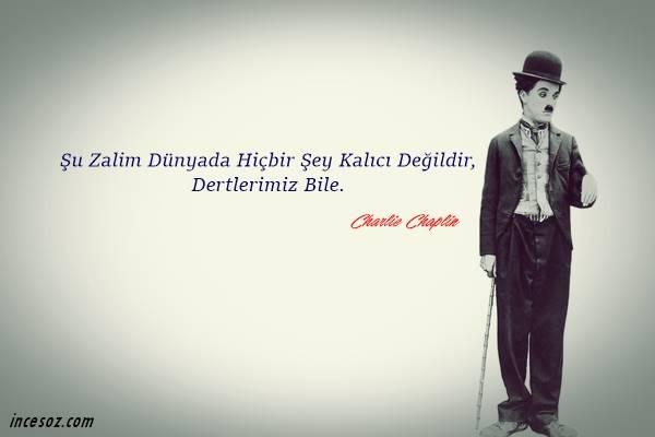 Charlie Chaplin Sözleri Güzel Sözler Güzel Mesajlar Ince Sözler