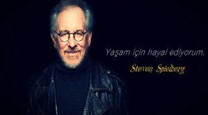 Steven Spielberg Sözleri
