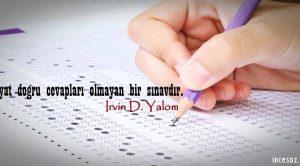 Sınav ile İlgili Sözler