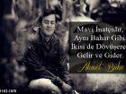 Ahmet Büke Sözleri