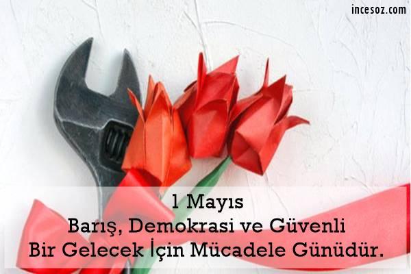 1 Mayıs İşçi Bayramı Sözleri ve Mesajları