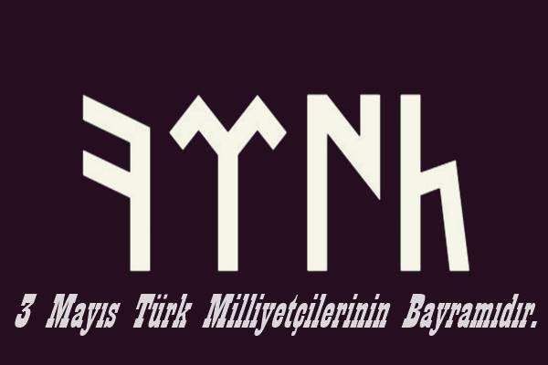 3 Mayıs Türkçülük Günü Sözleri ve Mesajları