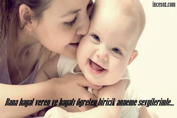 Anneler Günü Sözleri