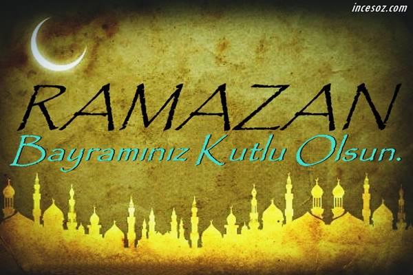 Ramazan Bayramı Resimli Mesajları