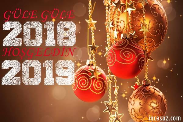 2019 Resimli Yılbaşı Mesajları