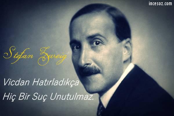 Stefan Zweig Sözleri