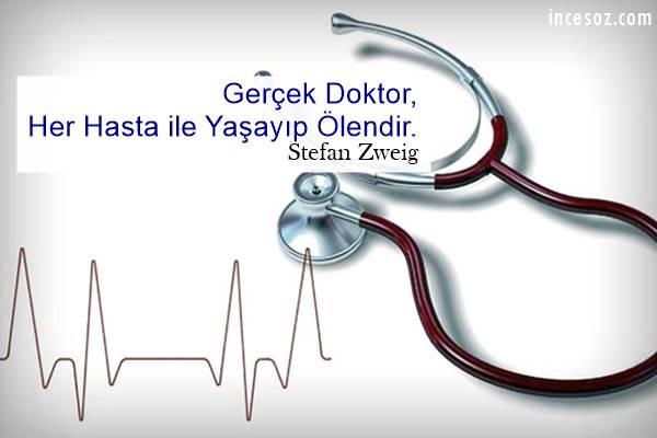 Doktorlar Hakkında Sözler