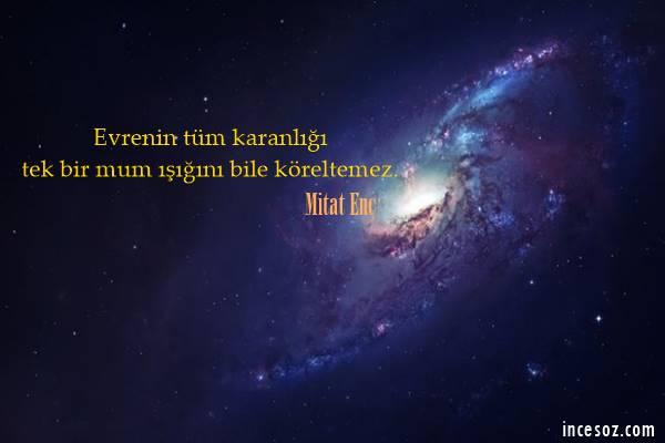 Evren ile İlgili Sözler