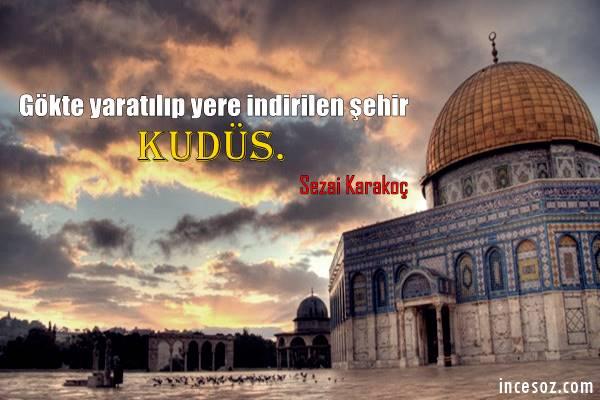 Kudüs Sözleri