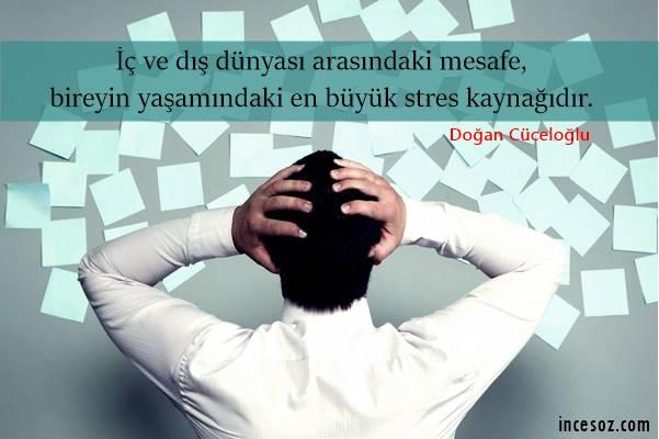 Stres ile İlgili Sözler