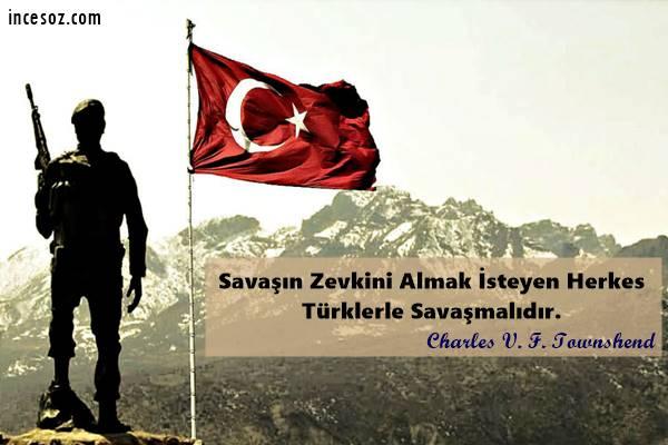 Türk Ordusu Hakkında Sözler