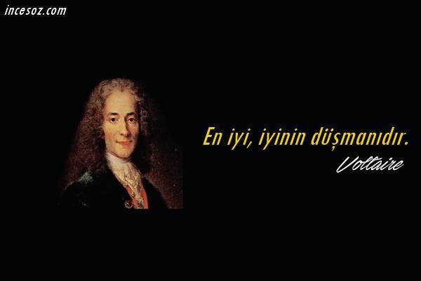 Voltaire Sözleri