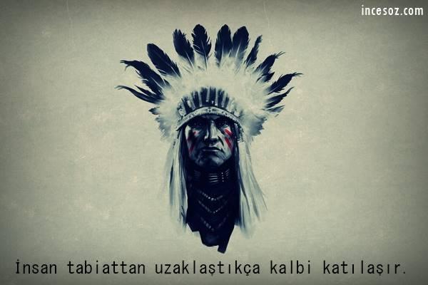 Kızılderili Sözleri