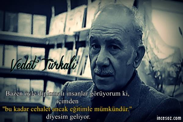 Vedat Türkali Sözleri